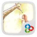 Hello,Giraffe Launcher Theme icon
