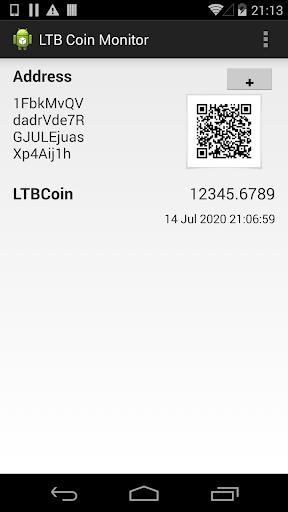 LTBCoin Monitor