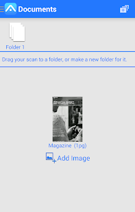 airScan mobile - PDF Scanner - screenshot thumbnail