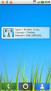 Antenna Widget