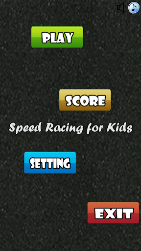 SPEED RACING FOR KIDS