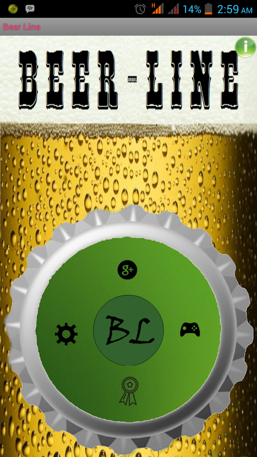 Beer Line- screenshot