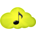 CloudAround Lite Music Player icon