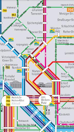 玩交通運輸App|Düsseldorf PublicTransport Pro免費|APP試玩