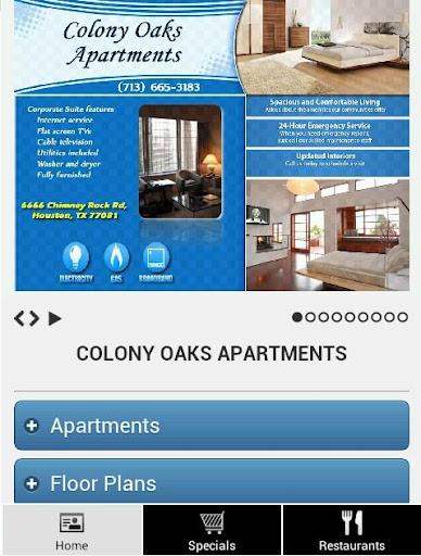 Colony Oaks Apts