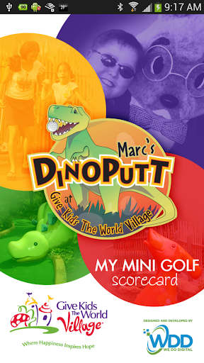 Give Kids The World Mini Golf