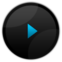 PowerAmp FreshBlue Skin icon