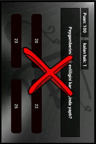 Islami Bilgi Oyunu- screenshot
