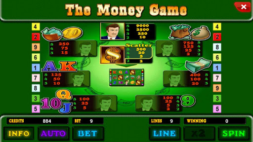 玩免費博奕APP|下載The Money Game™ Slot machine app不用錢|硬是要APP