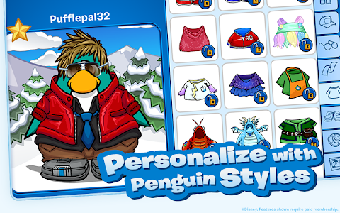 Club Penguin v1.6