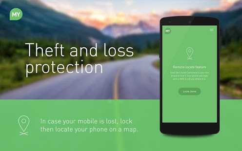 MYAndroid Protection- screenshot thumbnail