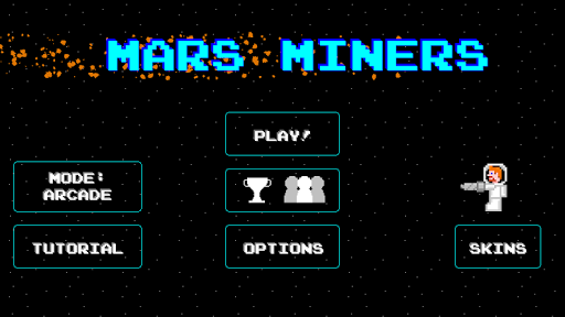 Mars Miners ® ad free