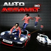 Auto Assault 3D Car Race Games