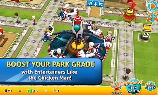 Theme Park - screenshot thumbnail