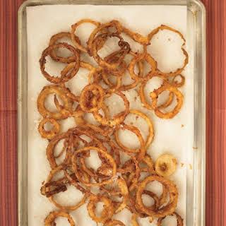 Buttermilk Onion Rings.