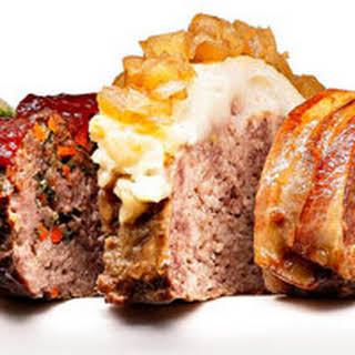 Pork, Apple and Potato Meatloaf.