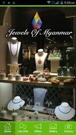 Jewels Of Myanmar