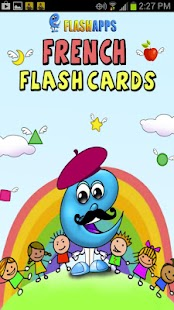 French Flashcards for Kids