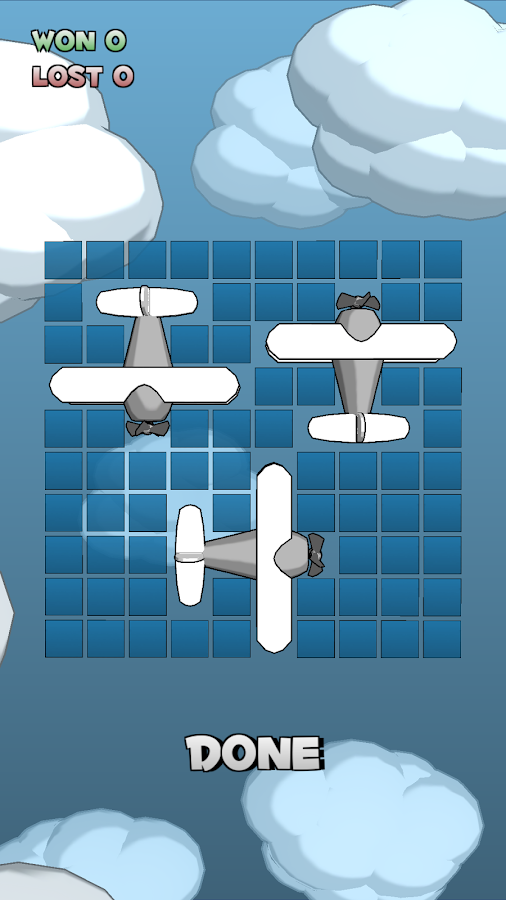 Airplanes Multiplayer- screenshot