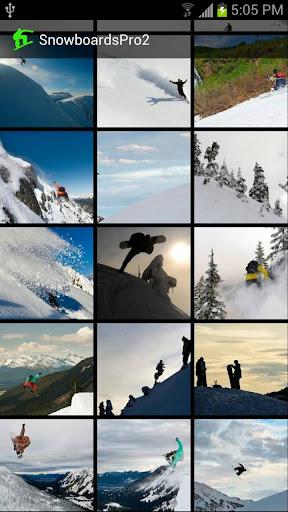 Snowboarders Delight Pro