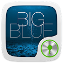 BigBlue GO Locker Reward Theme icon