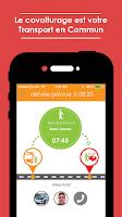 Screenshot of Coovia - Everyday Ridesharing