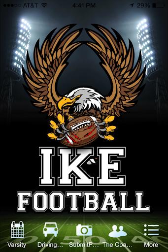 Ike Football