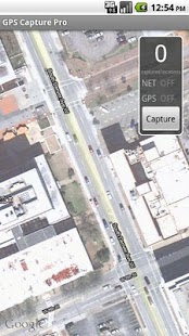 GPS Capture Pro- screenshot thumbnail