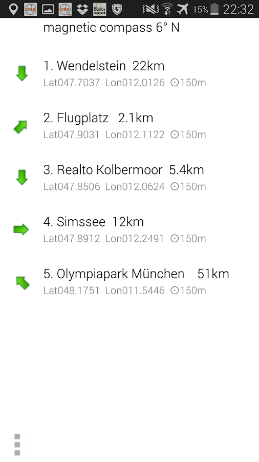 GPS Time Tracker - logbook Pro- screenshot