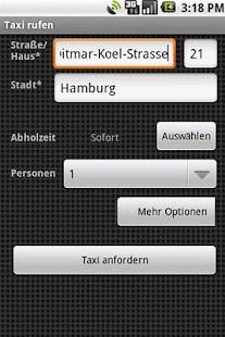 SK-Taxi Button- screenshot thumbnail