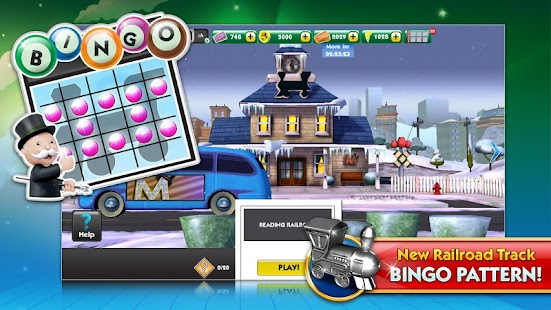 MONOPOLY Bingo - screenshot thumbnail