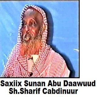 Saxiix Sunan Abuu Daawuud