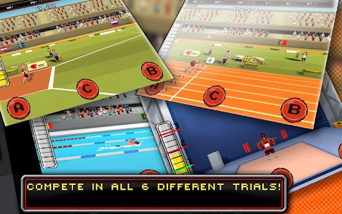 Retro Sports Screenshot 15