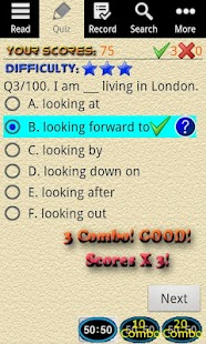 English Grammar – Phrasal Verb- screenshot thumbnail