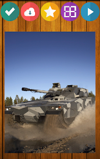 Tank Game Tanks Puzzle - screenshot thumbnail