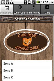 Ohio Deer Hunting Guide- screenshot thumbnail