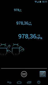 Barometer Altimeter DashClock v3.0.6