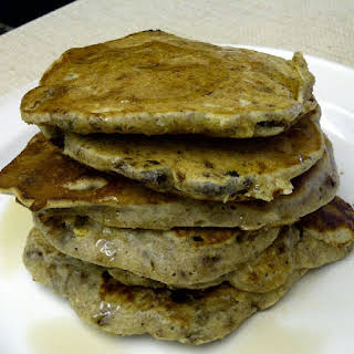 Banana Protein Flax Pancakes (clean Eats).