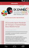 Screenshot of IX ENNEC