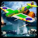 Aviões de lutador real icon