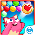 Bubble Mania Valentine's Day icon