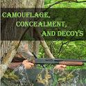 Camouflage Concealment  Decoys
