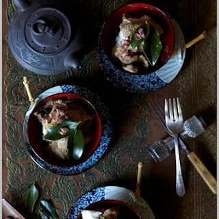 Malaysian Panang Curry.