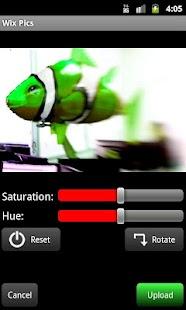 Wix Pics - screenshot thumbnail