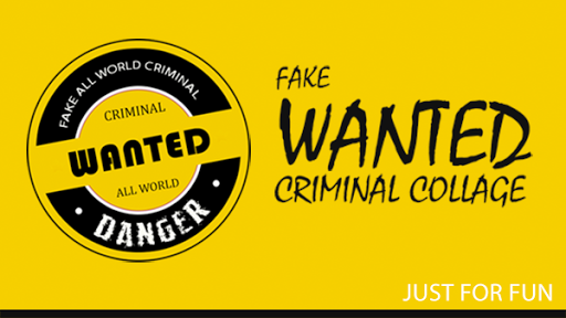 Fake Wanted Criminal Montage