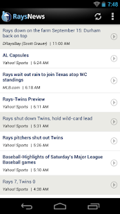ZM: Rays News - screenshot thumbnail
