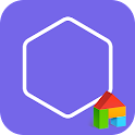 Hexagon dodol theme icon