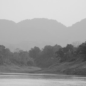 by Anthony Buongpui - Black & White Landscapes (  )