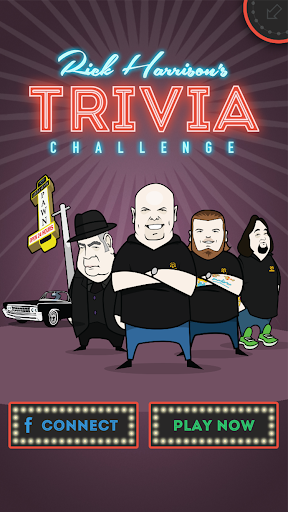 Rick's Trivia Game - Win Swag