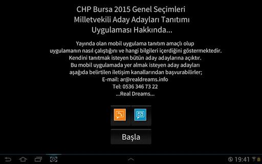 CHP Bursa Aday Adayları
